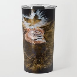 PeaceBombing Cecil Lion Travel Mug