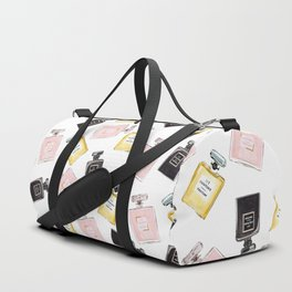 Parfum Parttern Duffle Bag