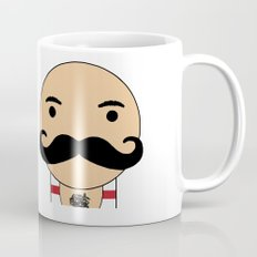 Sorry About Your Mustache Mug