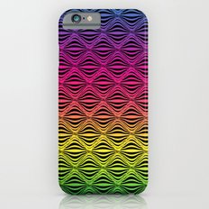 Warp Field (Rainbow) Slim Case iPhone 6s