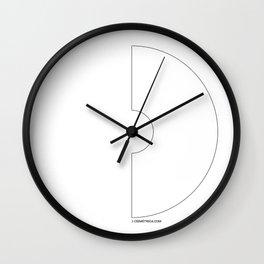 CSIMÉTRICA0001 Wall Clock