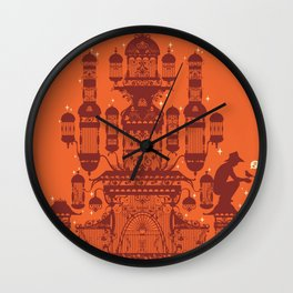 Surprise Gift Wall Clock