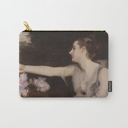 John Singer Sargent - Madame Gautreau Drinking A Toast Carry-All Pouch