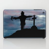 dark souls iPad Cases featuring Harvesting souls by PICSL8