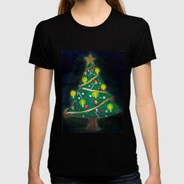 Christmas Eve - Christmas tree T-shirt