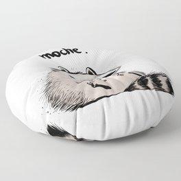 Racoon Floor Pillow