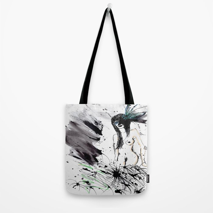 Naked Nanquim Tote Bag