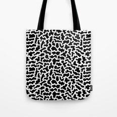 Geo Giraffe Tote Bag