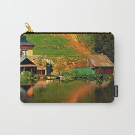 A village in the mirror Carry-All Pouch