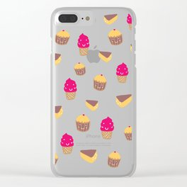 Sweet Cakes Clear iPhone Case