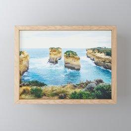 Tom and Eva Great Ocean Road Fine Art Print  • Travel Photography • Wall Art Framed Mini Art Print