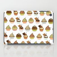 cupcakes iPad Cases featuring Cupcakes by Jeanne Bornet