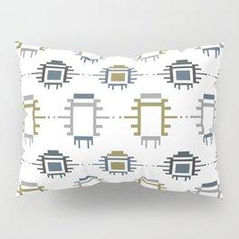 African Cloth Pillow Sham