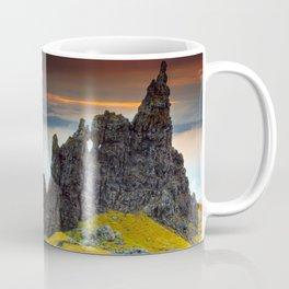 Rock falaise Ecosse Coffee Mug