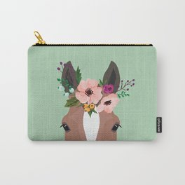 Flower Power - Mint Condition Carry-All Pouch