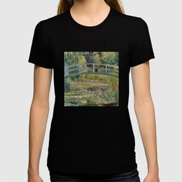 Monet - The Water Lily Pond T-shirt