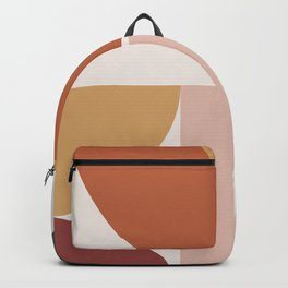 Abstract Geometric 13 Backpack