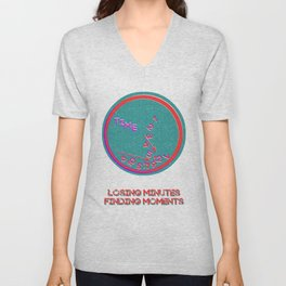 moments lost in time Unisex V-Neck