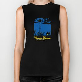 Moonrise Kingdom Biker Tank