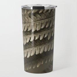 Copper-ized Ferns Fight for Sunshine Travel Mug