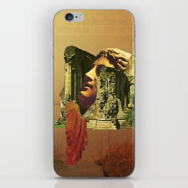 In Ruins iPhone Skin