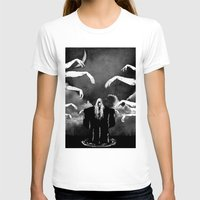 witchcraft T-shirts featuring Witchcraft by Merwizaur