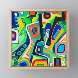 His Boy Elroy Framed Mini Art Print