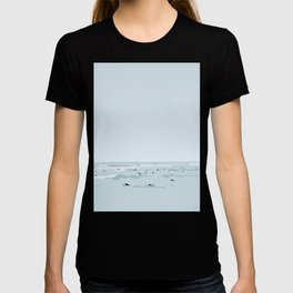 Tiny Surfers in Lima Illustrated T-shirt