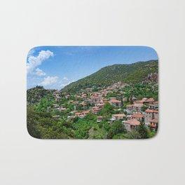 Stemnitsa is a mountain village in Arcadia, Peloponnese, Greece. Bath Mat