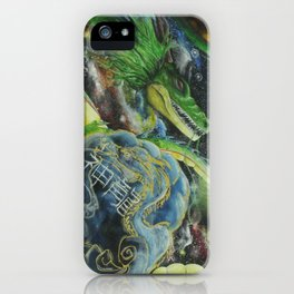 space of sheron iPhone Case