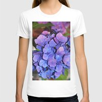 hydrangea T-shirts featuring Hydrangea by J Butterfield Photography