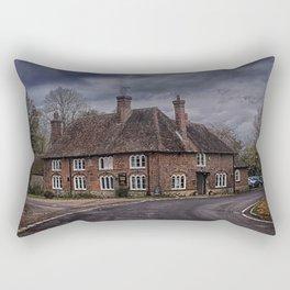 The Swan Little Chart Rectangular Pillow