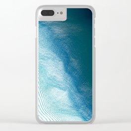 L A N D S C V P E S Clear iPhone Case