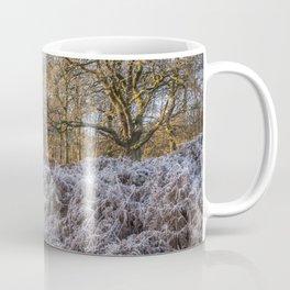 Along the Frosty Path Coffee Mug