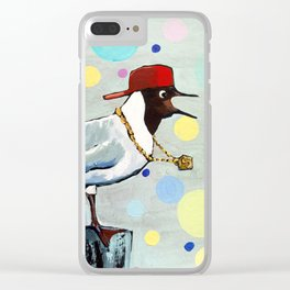 New Rap Song Clear iPhone Case