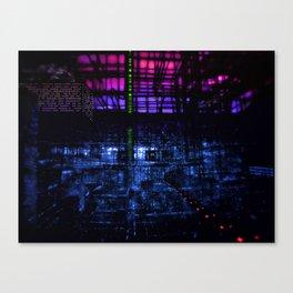 Plecostomus Drive Canvas Print