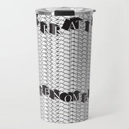 Erratic Phenomena Travel Mug