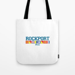 Rockport Texas. Tote Bag
