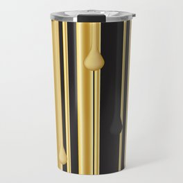 DRIPPING IN GOLD Travel Mug