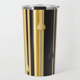 DRIPPING IN GOLD Travel Mug