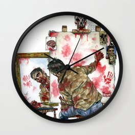 Norman Rotwell Wall Clock