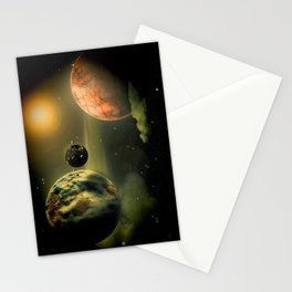 Space One Stationery Cards