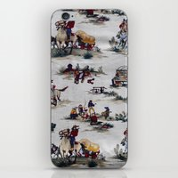 western iPhone & iPod Skins featuring Western  by Kim-maree Clark