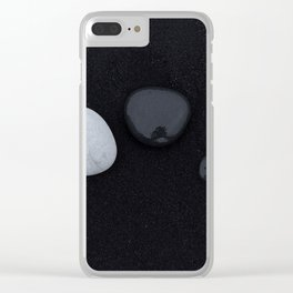 The other one Clear iPhone Case