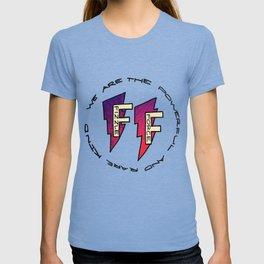Fizzle Force Logo T-shirt