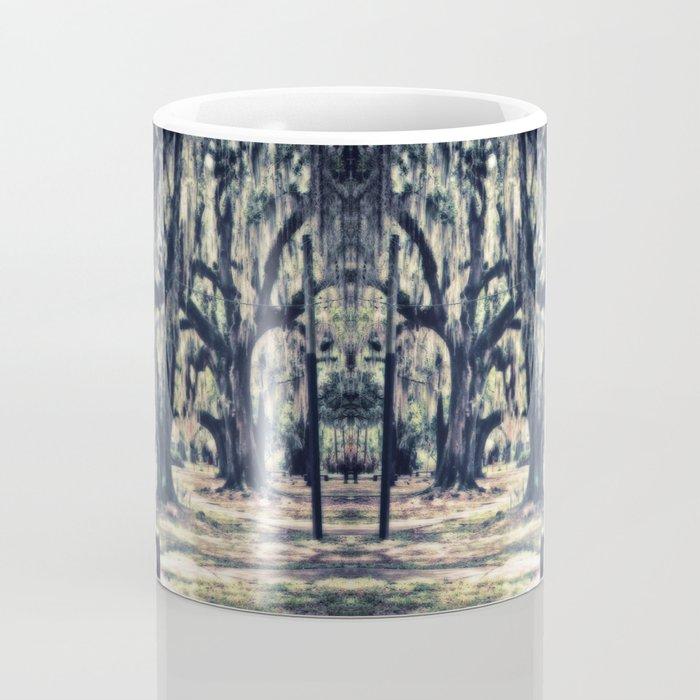 Spanish Moss Coffee Mug