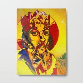 King Clifton Metal Print