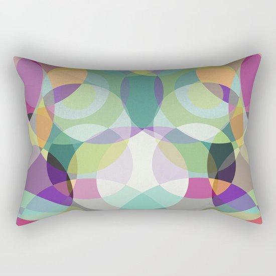 CirclesGame Rectangular Pillow
