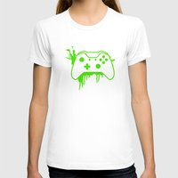 xbox T-shirts featuring Xbox One Controller by meganjamo