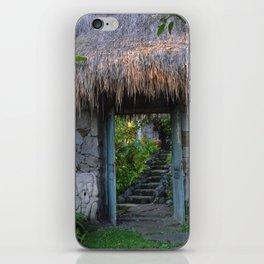 ubud spirit iPhone Skin